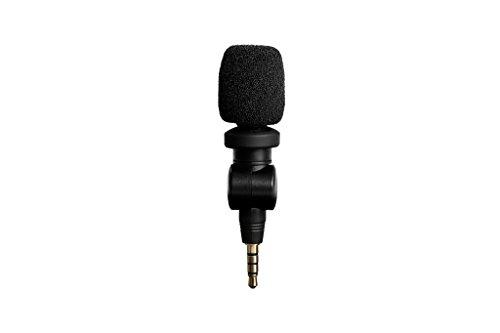 Saramonic Kondensator-Mikrofon Geräte mit (3,5mm) Ausgang für Apple iPhone/iPad/iPod Touch