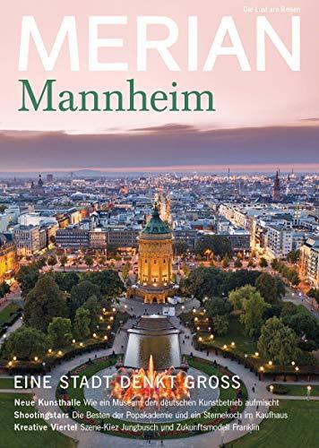 MERIAN Mannheim 12/2018 (MERIAN Hefte)