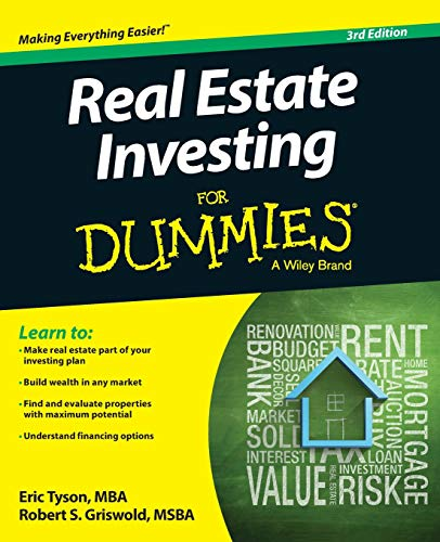 Tyson, E: Real Estate Investing For Dummies